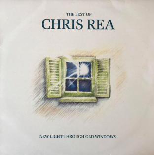 Chris Rea - The Best Of Chris Rea: New Light Through Old Windows (LP) (EX-/VG-EX)